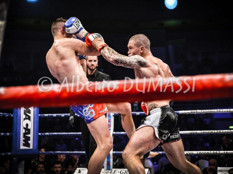 Thai Boxe Mania, Turyn – Włochy 28.01.2016